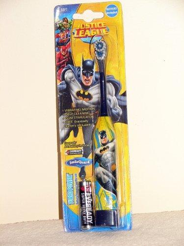 Cepillo de dientes electrico a pilas de Batman