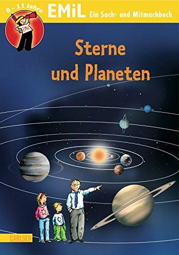 Sach- und Mitmachbuch: Sterne und Planeten