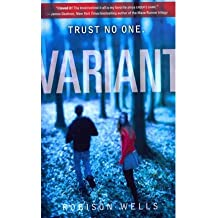 [(Variant)] [ By (author) Robison Wells ] [November, 2012]