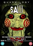 Picture Of Saw Quadrilogy - Limited Edition Jigsaw Special Packaging [2004] [DVD]