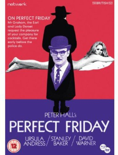 Perfect Friday [Blu-ray + DVD] [UK Import]