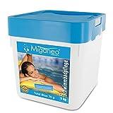 Miganeo® 5 Kg Total Blue Tabs 20g 5in1 Multitabs chlor für Pool Schwimmbad Chlortabs Ph minus Alegezid (5kg)