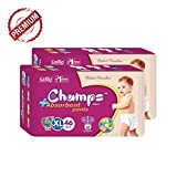 #9: Champs - High Absorbent Premium Pants Extra Large (46 Pieces)-pack 2