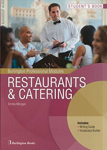 RESTAURANTS CATERING SB GM.ED.13 Burlington