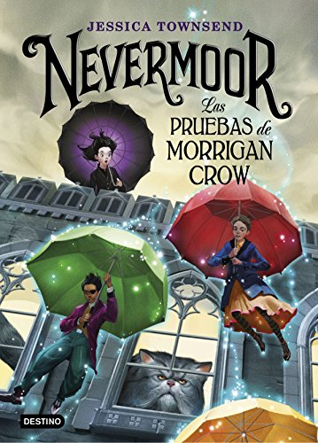 Nevermoor The tests of Morrigan Crow (Island of Time)