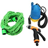 Zagmagat Home And Car Electric Pressure Washer With Water Gun + 10m Special Hose Pipe + Submersible Pumps