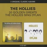 2 For 1 : 20 Golden Greats / The Hollies Sing Dylan (2 CD)