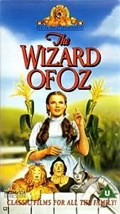 The Wizard Of Oz Vhs Judy Garland Frank Morgan Ray