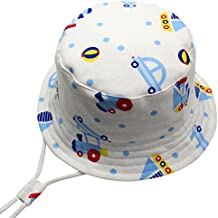 Langzhen Chapeau de Soleil Anti-uv Bonnet Voiture pour Bébé Enfant Fille  Garçon Bob Hat 7ecca9de58e