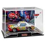 Disney Pixar Cars Exclusive 1:48 Die Cast Car Darrell Cartrip (Disneystore exclusive) - Véhicule Miniature - Voiture