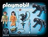 PLAYMOBIL 9223 - Venkman und Terror Dogs -