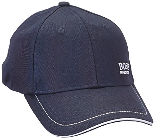 BOSS Herren 1 Baseball Cap, Blau (Navy 410), One Size