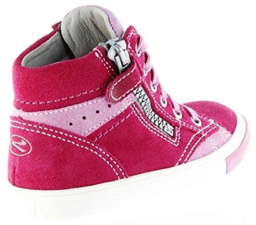 Richter Kinderschuhe Mädchen Fedora High-Top Pink