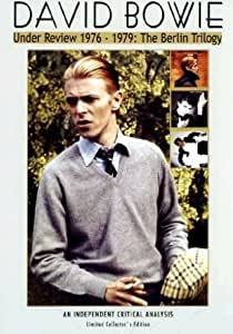 David Bowie - Under Review 1976-79 The Berlin Trilogy [DVD] [2008]