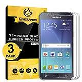 NEARPOW [3 Stück] Samsung Galaxy J7 2016 Panzerglas Displayschutzfolie, Schutzfolie 9H Härte, Anti-Kratzen, Anti-Öl, Anti-Bläschen, Anti-Fingerabdruck