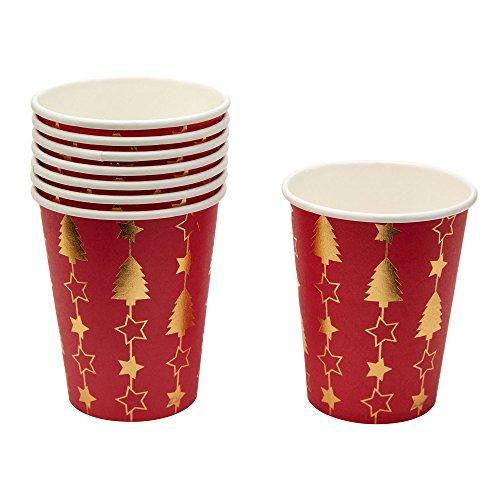 Neviti 772188deslumbrante Navidad–tazas