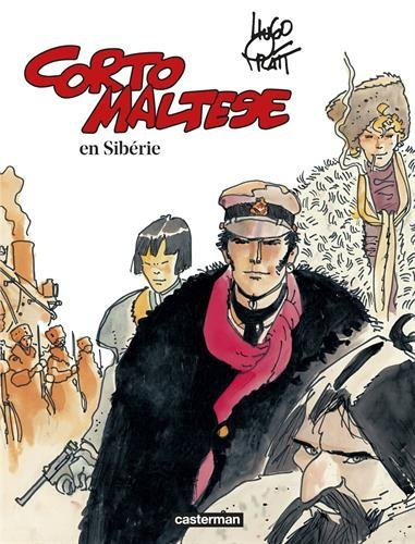 CORTO MALTESE T.06 : EN SIB?RIE (N.?.COULEUR) by HUGO PRATT