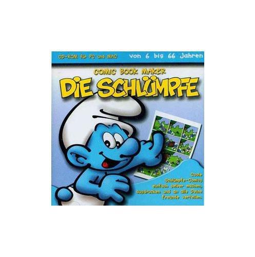 Die Schlümpfe - Comic Book Maker (Maker-software Kinder Game Für)