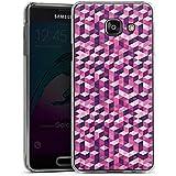 Samsung Galaxy A3 (2016) Housse Étui Protection Coque Dé Motif Motif
