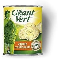 Géant Vert Coeurs artichaut La boîte de 400g - Prix Unitaire - Livraison Gratuit Sous 3 Jours