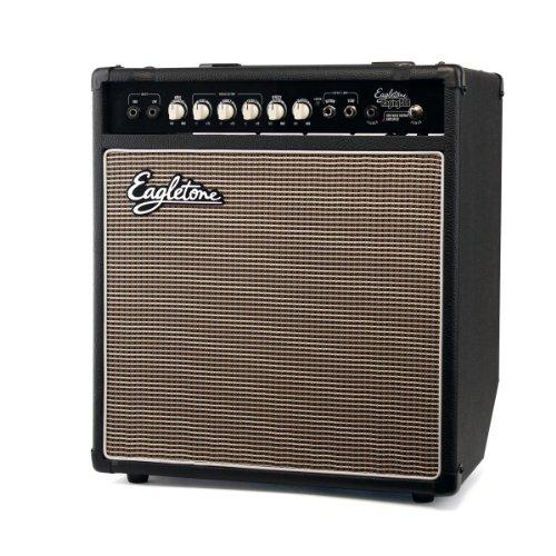 Eagletone Raging 50B Amplificateur pour Basse électrique 50 W Noir