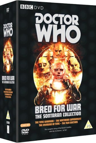 Doctor Who - Bred for War / The Sontaran Collection