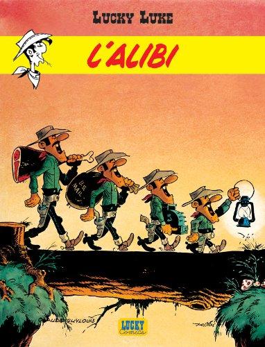 Lucky Luke, tome 27 : L'Alibi par Guylouis