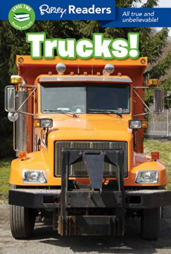 2 Trucks (Nitro Circus: Ripley Readers, Level 2)
