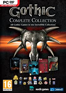 Gothic - Complete Collection [import anglais]