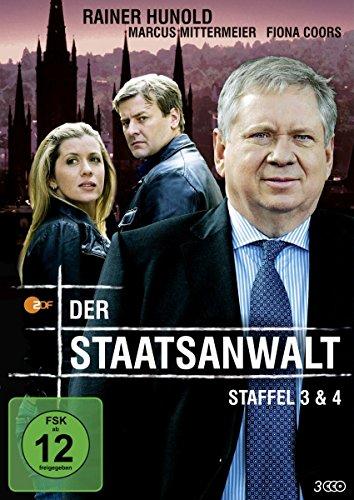 Der Staatsanwalt - Staffel 3 & 4 (3 DVDs)