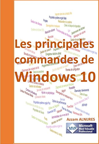 Les principales commandes de Windows 10