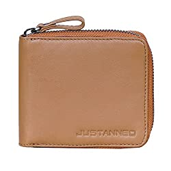 JUSTANNED Tan Mens Wallet (JTMW433-3)