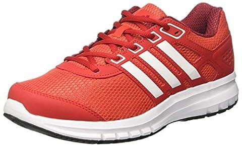 adidas Herren Duramo Lite Traillaufschuhe, Rot (Core Red/Ftwr White/Scarlet), 44 2/3 EU