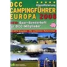 DCC-Campingführer Europa 2008