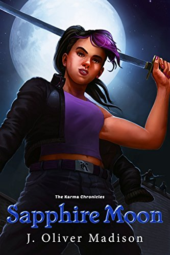 Sapphire Moon (The Karma Chronicles Book 2) (English Edition ...