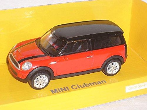 mini-cooper-s-clubman-rot-1-43-rastar-modell-auto-modellauto