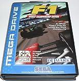 F1 World Championship Edition (Mega Drive) gebr -