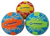 Best Beach Volleyballs - Schildkröt Fun Sports Neoprene Beach Volleyball - Multicoloured Review