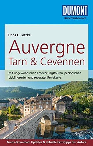 Preisvergleich Produktbild DuMont Reise-Taschenbuch Reiseführer Auvergne, Tarn & Cevennen: mit Online-Updates als Gratis-Download