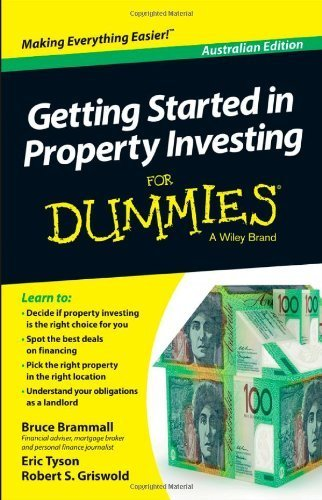 Getting Started in Property Investment For Dummies by Bruce Brammall (2014-01-21)