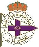 RC Deportivo La Coruna Spain Soccer Football Alta Calidad De Coche De Parachoques Etiqueta Engomada...