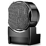 Ozktlife Portable 500W Riscaldamento Ceramico PTC per Riscaldatore Elettrico//può Essere Utilizzato in Camera da Letto E Bagno