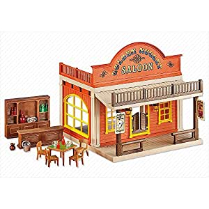 playmobil 6280 western saloon toys games. Black Bedroom Furniture Sets. Home Design Ideas