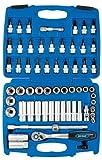 SW-Stahl Industrie-Steckschlüsselsatz, Chrom-Vanadium, S2229
