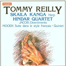 Jacob / Moody: Harmonica Music by Tommy Reilly (1990-12-20)