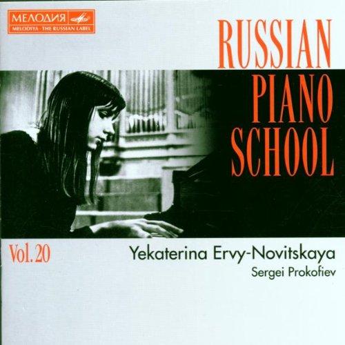 Preisvergleich Produktbild Russian Piano School Vol.20-