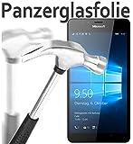 Microsoft Lumia 950 Glas Glasfolie 9H Panzerglas Panzerglasfolie Schutzfolie