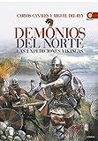 DEMONIOS DEL NORTE. LAS EXPEDICIONES VIKINGAS (Crónicas de la Historia)