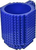 AWESOME Building Brick Mug - Blue