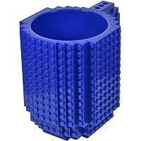 AWESOME Tazza Mattoncini di Construire - Blu